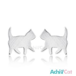 【AchiCat】925純銀耳環 小貓剪影耳環 多款任選 GS7132   AchiCat