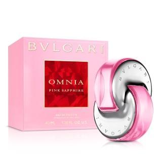 【BVLGARI 寶格麗】粉晶女性淡香水(40ml)  BVLGARI 寶格麗
