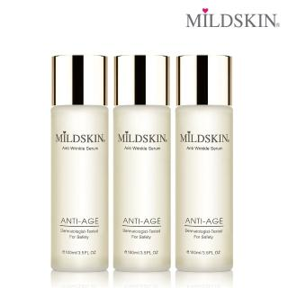 【MILDSKIN 麥德絲肌】逆齡緊膚無敵水(3件組)  MILDSKIN 麥德絲肌