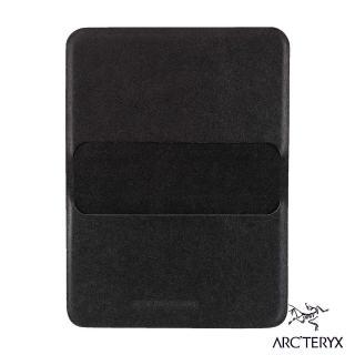 【Arcteryx 始祖鳥】Veilance 卡夾(黑)  Arcteryx 始祖鳥