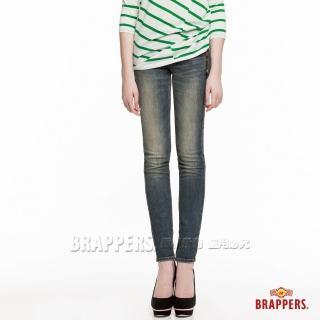 【BRAPPERS】女款 新美腳Royal系列 彈性AB褲(藍)  BRAPPERS