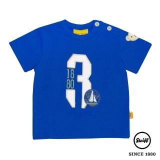 【STEIFF】數字 短袖上衣(短袖T恤)真心推薦  STEIFF