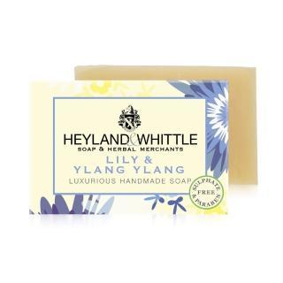 【H&W 英倫薇朵】百合依蘭手工香氛皂(120g) 推薦  H&W 英倫薇朵