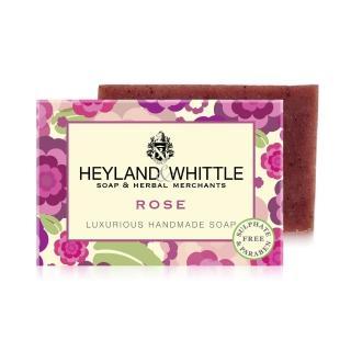 【H&W 英倫薇朵】英倫玫瑰手工香氛皂(120g)真心推薦  H&W 英倫薇朵