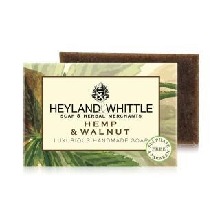 【H&W 英倫薇朵】麻香核桃手工香氛皂(120g)  H&W 英倫薇朵