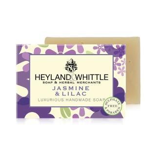 【H&W 英倫薇朵】茉莉丁香手工香氛皂(120g)  H&W 英倫薇朵