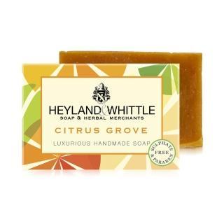 【H&W 英倫薇朵】繽紛甜橙手工香氛皂(120g)真心推薦  H&W 英倫薇朵