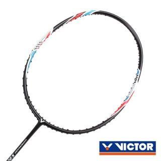 【VICTOR】HX-20H球拍-3U-訓練 羽球拍 羽毛球 空拍 勝利 黑白紅(HX-20H-3U)強力推薦  VICTOR