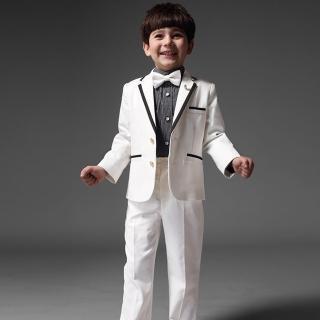 【拉福】兒童領結糾糾亮面小紳士專用領結(兒童 純白)推薦折扣  拉福