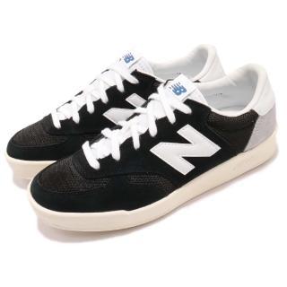 【NEW BALANCE】休閒鞋 300FO D 男鞋 女鞋 紐巴倫 復古 麂皮 情侶鞋 穿搭 黑 白(CRT300FOD)  NEW BALANCE