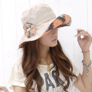 【Lady c.c.】韓版時尚雙色可塑型寬沿帽推薦折扣  Lady c.c.