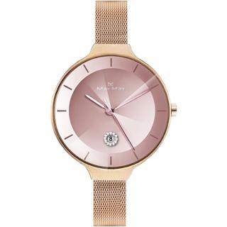 【Max Max】小女人優雅風時尚腕錶 - 粉x玫瑰金系(MAS7027-3)強力推薦  Max Max