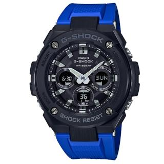 【CASIO 卡西歐】運動熱潮流行腕錶(GST-S300G-2A1DR)  CASIO 卡西歐