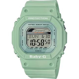 【CASIO 卡西歐】BABY-G 衝浪復古夏季時尚運動腕錶(BLX-560-3DR)真心推薦  CASIO 卡西歐