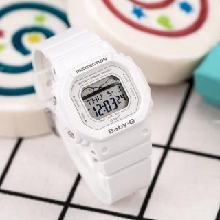 【CASIO 卡西歐】BABY-G 衝浪復古夏季時尚運動腕錶(BLX-560-7DR) 推薦  CASIO 卡西歐
