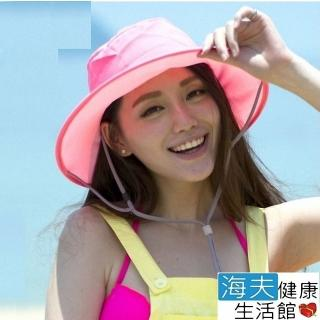 【海夫健康生活館】HOII SunSoul后益 先進光學 涼感 防曬UPF50紅光 黃光 藍光 圓筒帽  海夫健康生活館