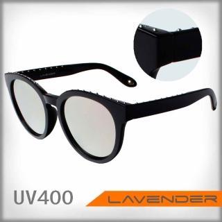 【Lavender】偏光太陽眼鏡 8110 C7(粉水銀) 推薦  Lavender
