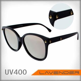 【Lavender】偏光太陽眼鏡 8145 C7(粉水銀)  Lavender