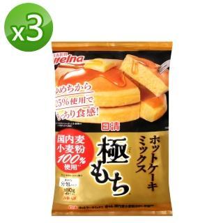 【NISSIN 日清】日清極致濃郁鬆餅粉*3入(540g/入)真心推薦  NISSIN 日清