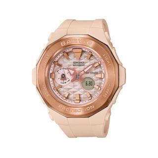 【CASIO 卡西歐】BABY-G/潮流尖端雙顯運動腕錶(BGA-225CP-4A) 推薦  CASIO 卡西歐
