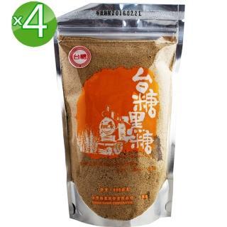 【台糖】黑糖4入組(300g/包) 推薦  台糖