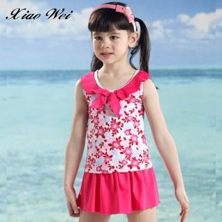 【小薇的店】泳之美品牌時尚女童二件式泳裝(NO.67795)真心推薦  小薇的店