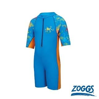 【Zoggs】幼童章魚先生整件式防曬泳衣  Zoggs