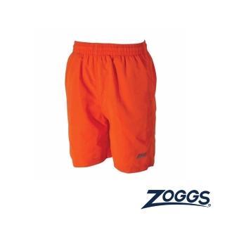 【Zoggs】少年基本款休閒海灘褲-橘真心推薦  Zoggs