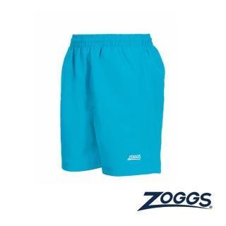 【Zoggs】少年亮色休閒海灘褲-天藍  Zoggs