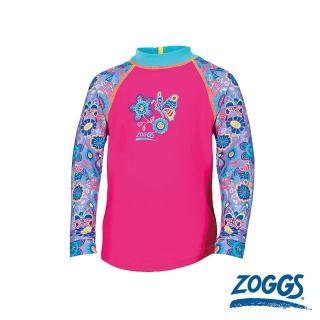 【Zoggs】幼童花花仙子長袖防曬衣 推薦  Zoggs
