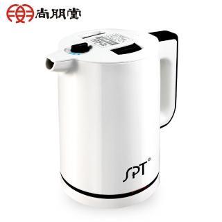 【尚朋堂】1.2L分離式防燙快煮壺KT-1299(買就送) 推薦  尚朋堂