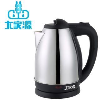 【大家源】福利品 1.8L 304全不鏽鋼快煮壺/電水壺(TCY-2788)好評推薦  大家源