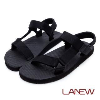 【La new】織帶運動涼鞋(男224654830)  La new