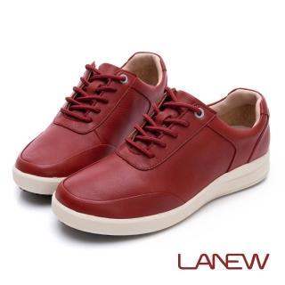 【La new】生活防水系列 安底休閒鞋(女224025551)  La new