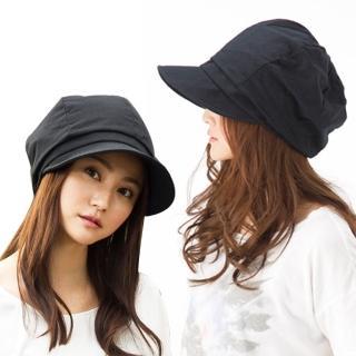 【QUEENHEAD】日系抗UV小顏防曬帥氣帽 推薦  QUEENHEAD
