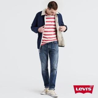 【LEVIS】牛仔褲 男款 / 502 中腰錐形褲 推薦  LEVIS