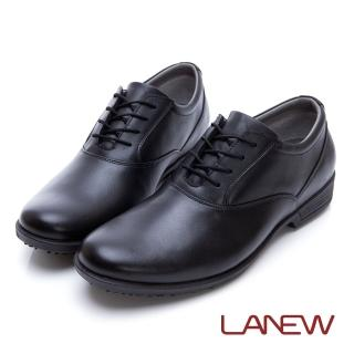 【La new】NEW MAN系列 生活防水 安底防滑 紳士鞋(男224035031)  La new