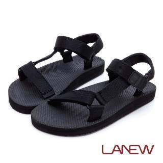 【La new】織帶運動涼鞋(女224664830)好評推薦  La new