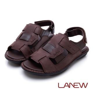 【La new】輕量Q彈 涼鞋(男224055224)  La new