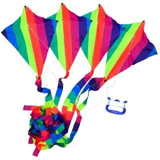 【酷博士】MIT台灣製造-彩色多節串聯風箏(312057)  酷博士