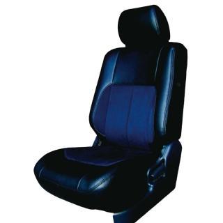 【葵花】量身訂做-汽車椅套-日式合成皮-麂皮配色-B款(雙前座-第一排)  葵花