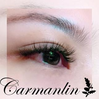 【卡蔓林Carmanlin】嫁接睫毛-妝感200根(美睫)  卡蔓林Carmanlin