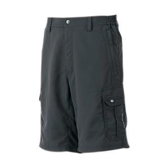 【Wildland 荒野】男透氣涼爽抗UV短褲(深鐵灰)好評推薦  Wildland 荒野