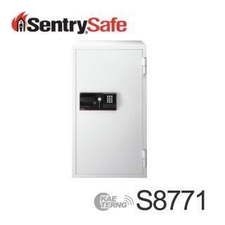 【Sentry Safe】美國金庫 電子式商務防火金庫(特大)S8771(凱騰經銷)強力推薦  Sentry Safe