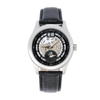 【Flungo佛朗明哥】時空密碼機械錶皮帶錶強力推薦  Flungo佛朗明哥