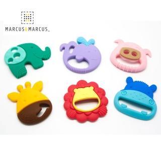 【MARCUS&MARCUS】動物樂園感官啟發固齒玩具(多款任選)好評推薦  MARCUS&MARCUS
