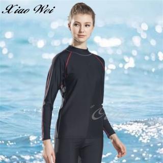 【小薇的店】泳之美品牌時尚防曬防水母上衣泳裝(NO.106) 推薦  小薇的店