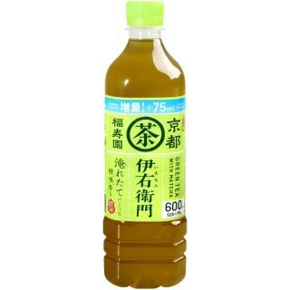 【Suntory 三得利】伊右衛門綠茶飲料(525ml) 推薦  Suntory 三得利