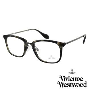 【Vivienne Westwood】英國Anglomania英倫簡約光學眼鏡(大理石紋 AN343M03)  Vivienne Westwood