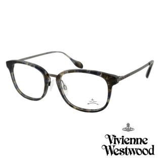 【Vivienne Westwood】英國Anglomania英倫簡約光學眼鏡(大理石紋 AN346M02)強力推薦  Vivienne Westwood